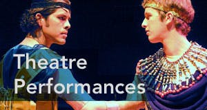 Theatre performances