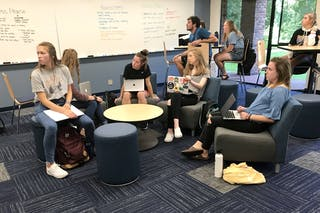 New Teaching Labs Provide Innovative Space to Prepare Future Educators