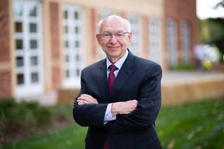 Dan Lindh '75 Named Alumnus of the Year