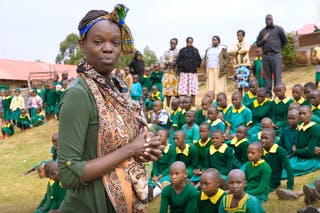 Servant Leader Empowers Women Across the World