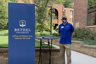 Bethel Named Degree Articulation Partner for U.S. Naval Community College