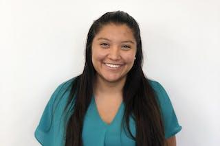 Alumna Sarah Sanchez '17 Helps Make History During the Pandemic