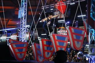 Q&A with Bethel's Own American Ninja Warriors