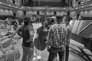 Student Musicians Explore the Recording Process