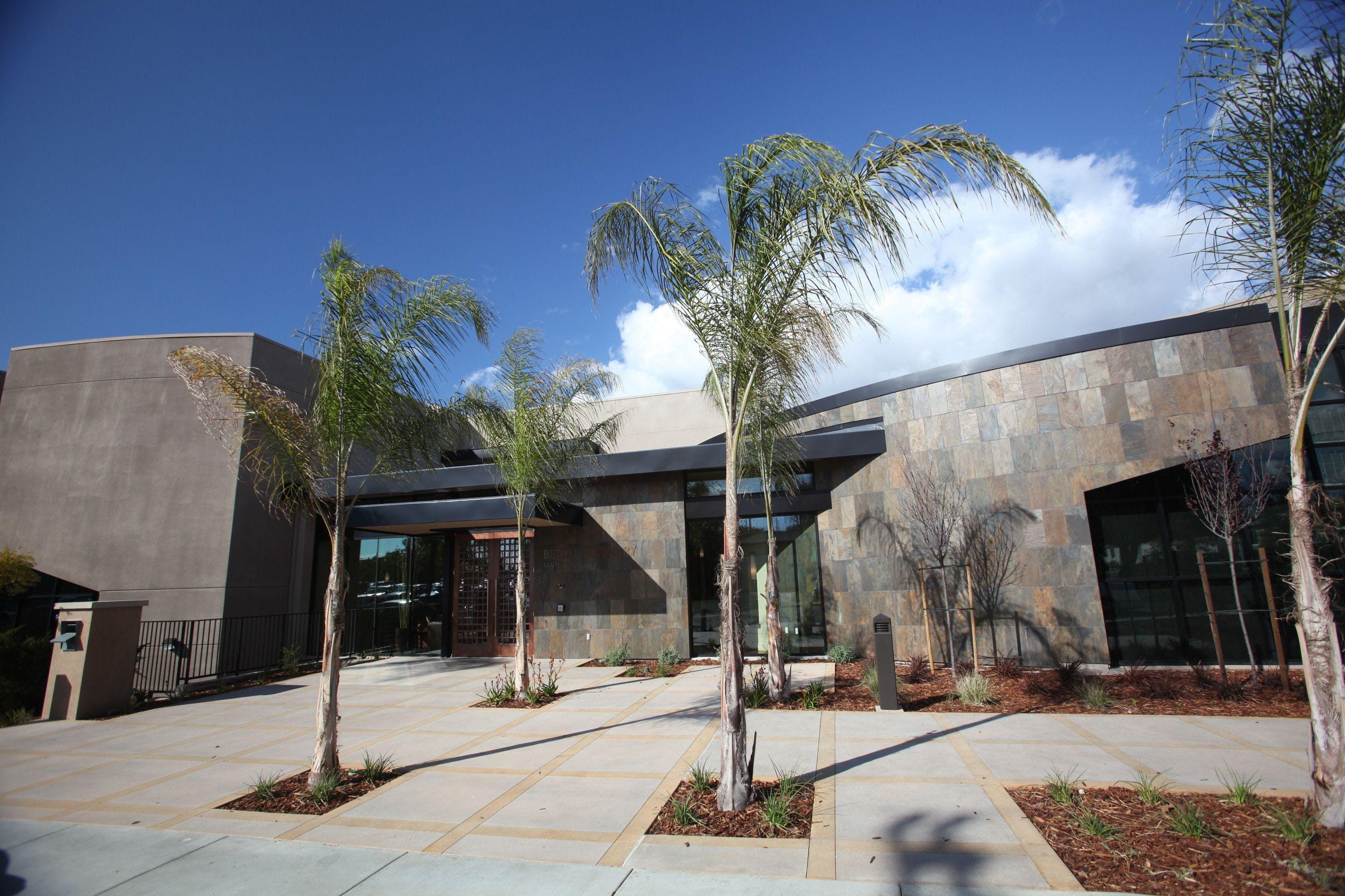 Bethel Seminary's San Diego campus.