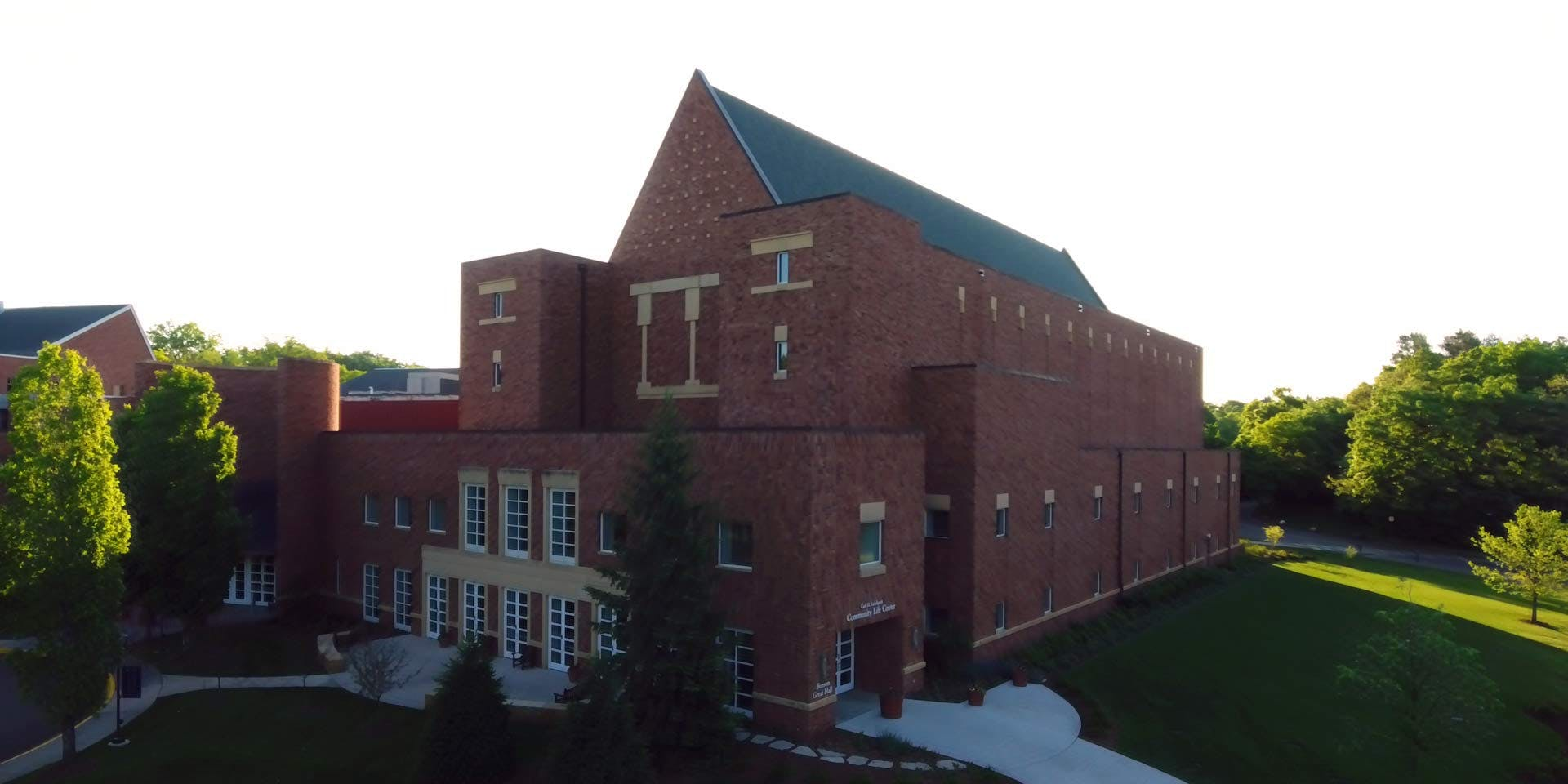 Benson Great Hall