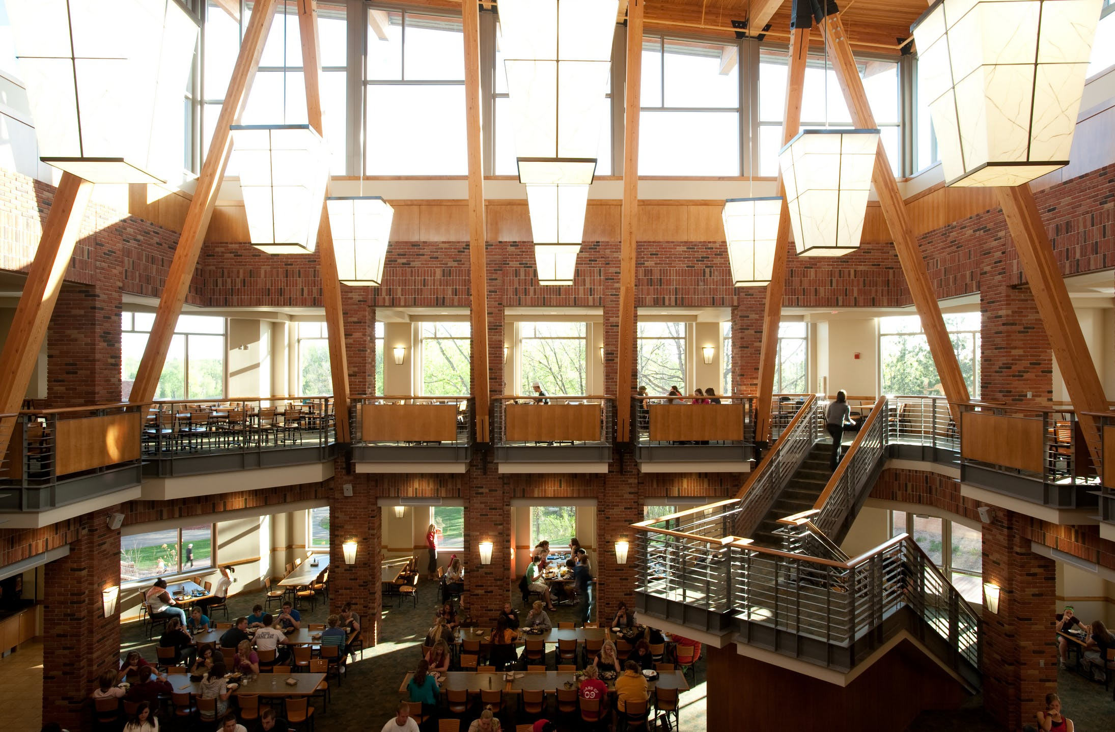 Monson Dining Center