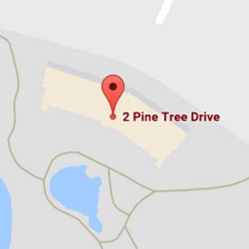 Anderson Center - Google map thumbnail
