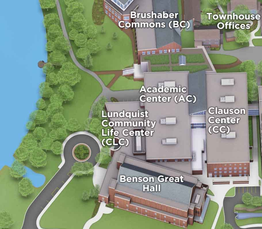 Maps Directions Bethel University