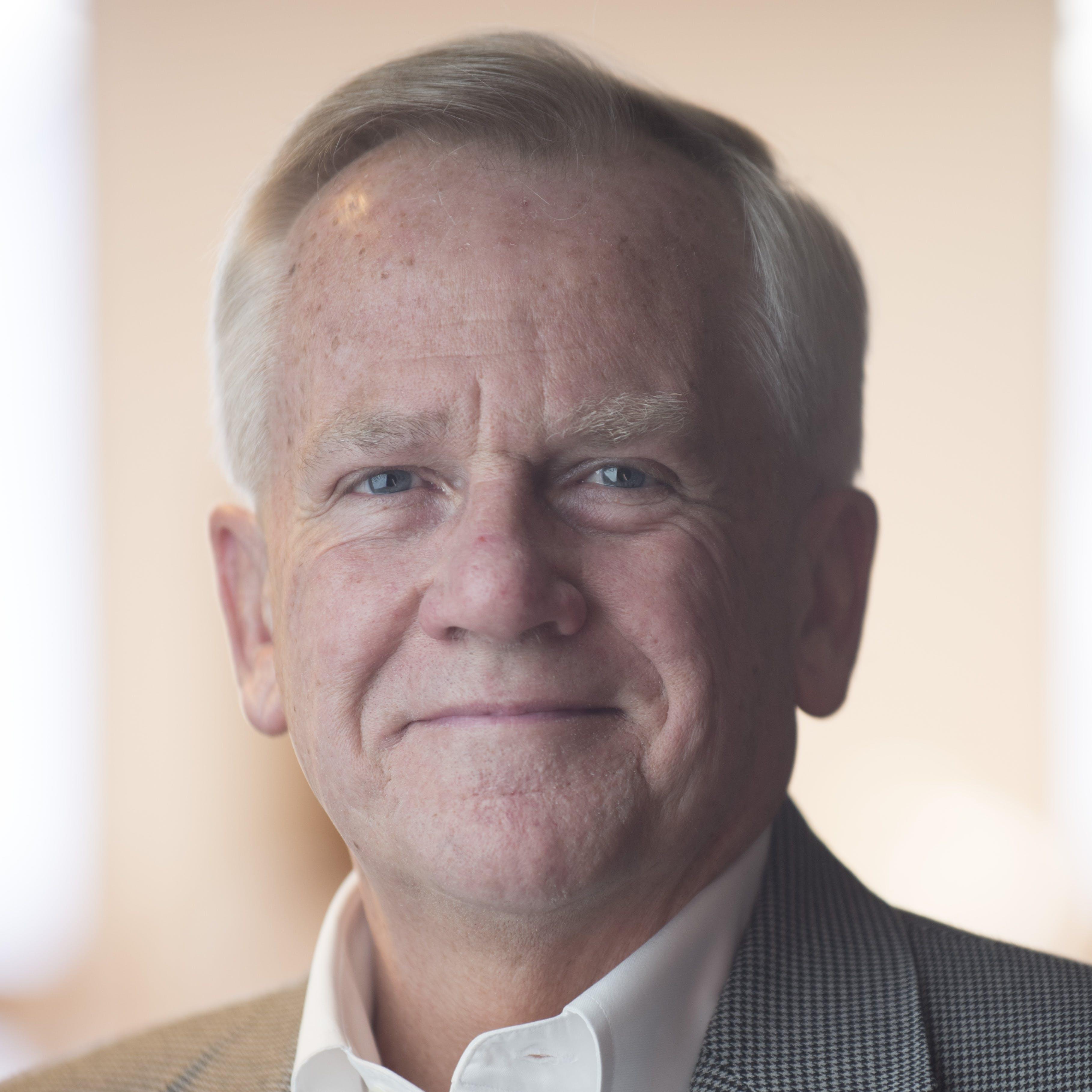 Mark McCloskey