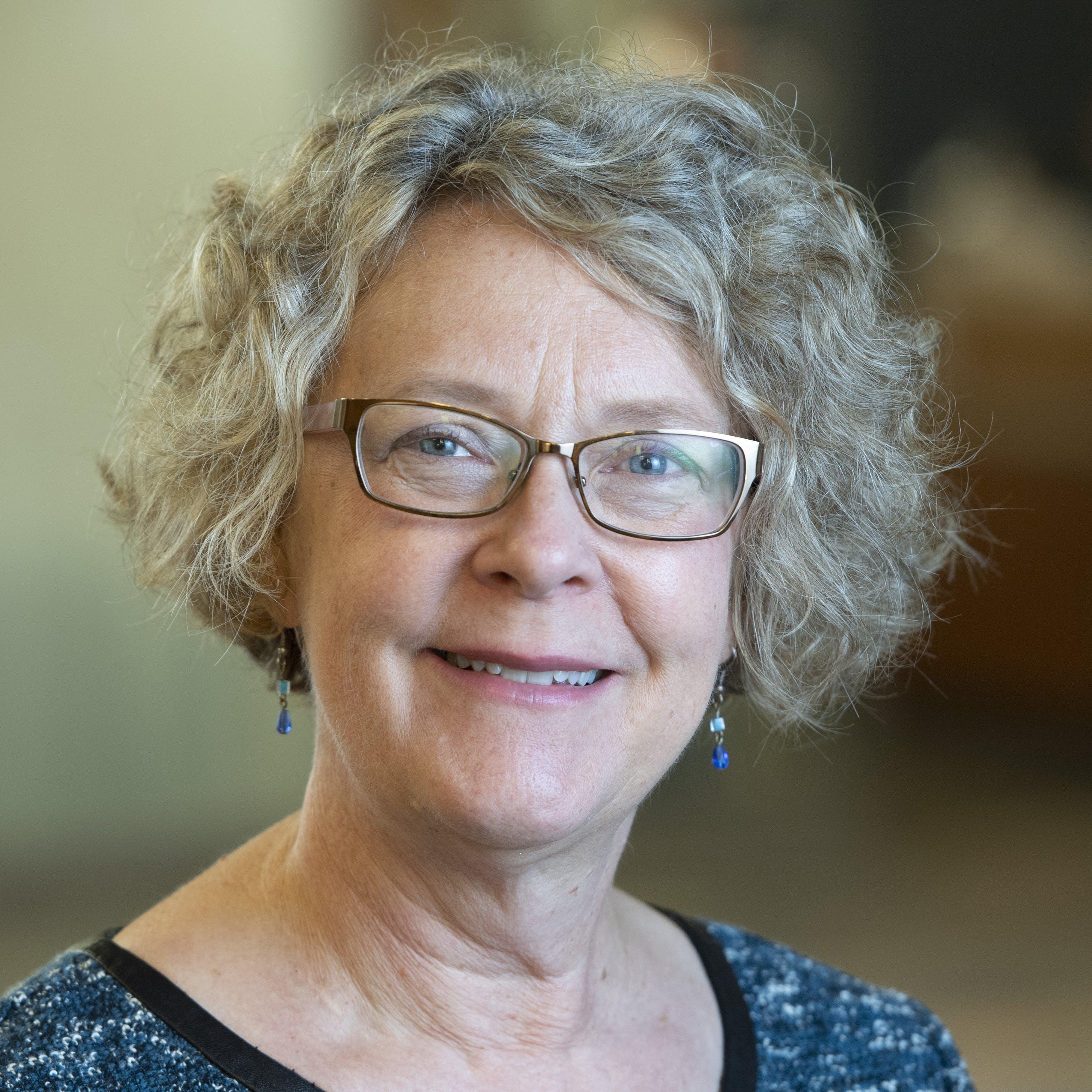 Meet Gretchen Wrobel, University Professor of Psychology and Univesity Professor of Psychology, at Bethel University.