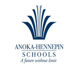 Anoka Hennepin School District Logo