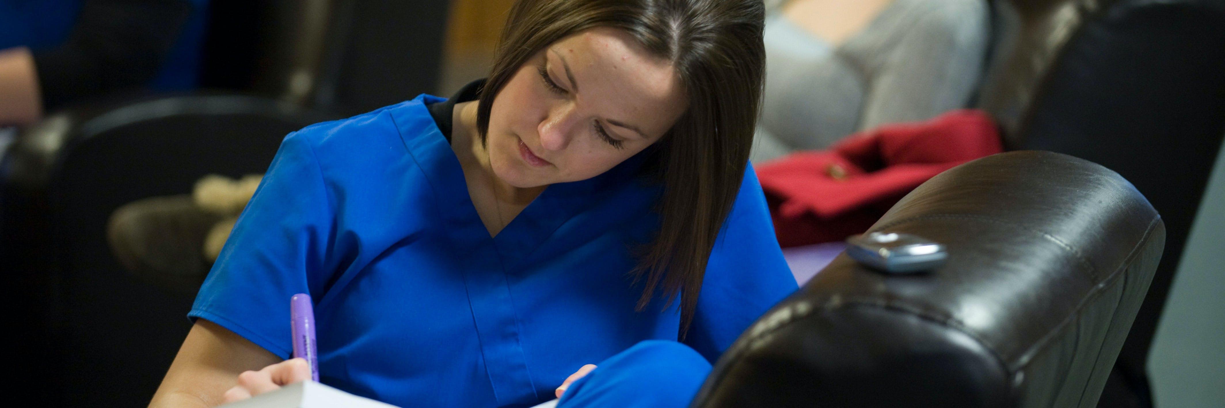 Bethel University's Post-Baccalaureate Nursing program is designed for adult students looking to make a career change to nursing.