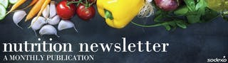 Logo header for Newsletter page