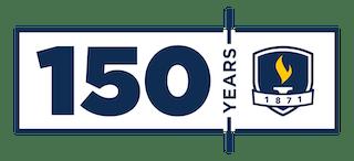 Bethel 150th logo
