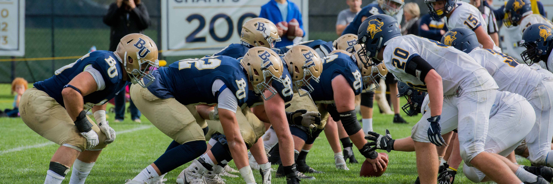 Bethel University football camp