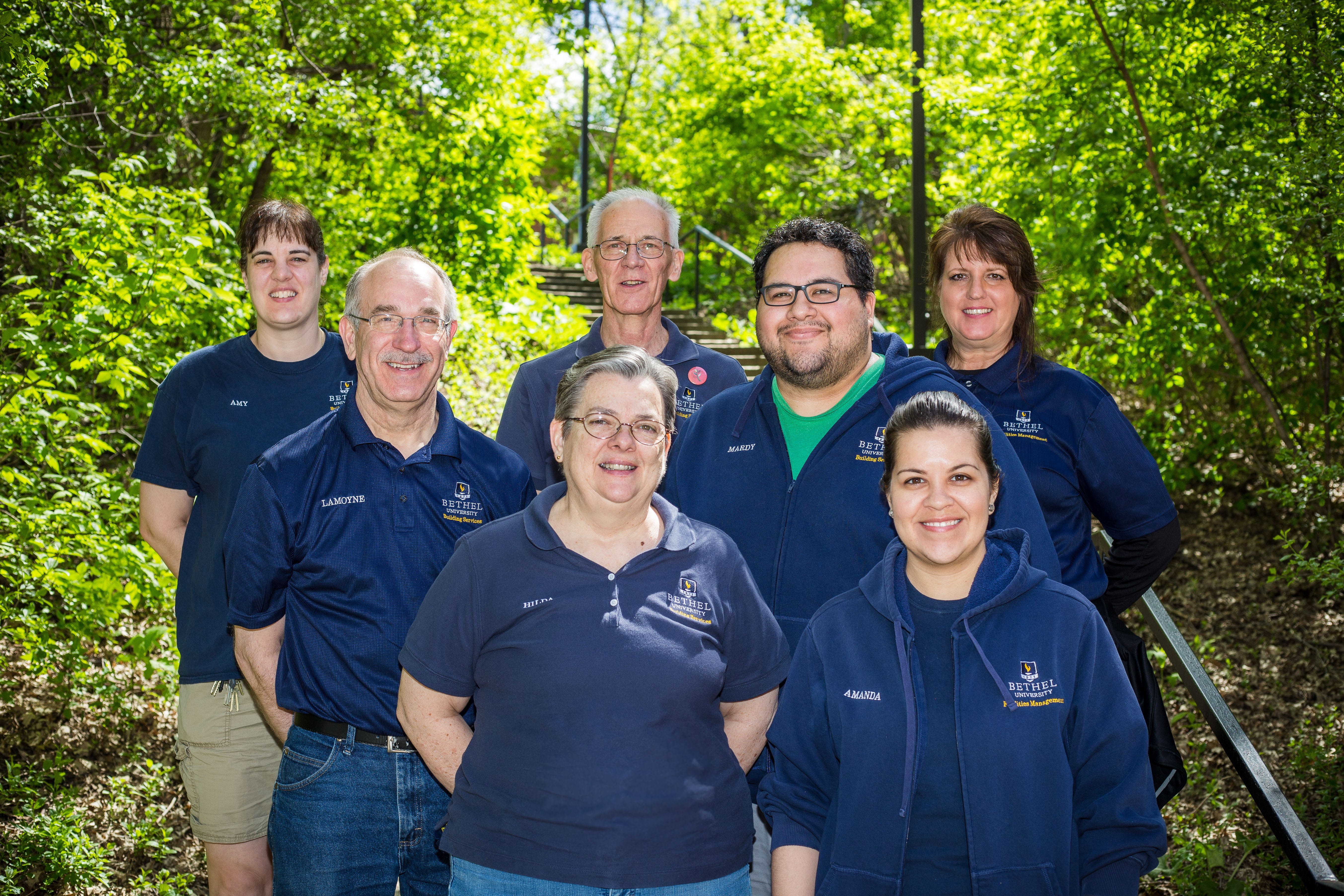 Housing Custodial Team