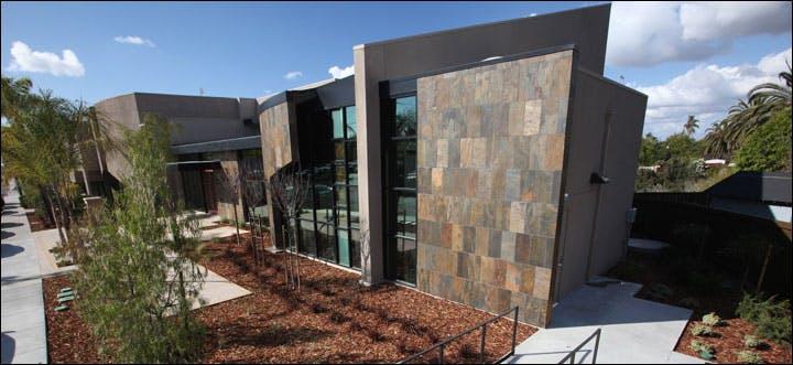 New construction at Bethel Seminary San Diego