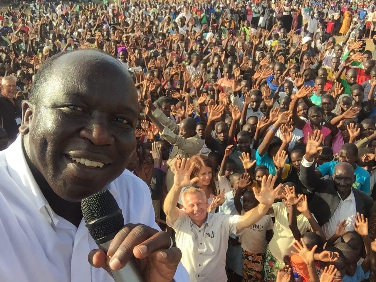 Sammy Wanyonyi Kenyan Evangelistic Festival