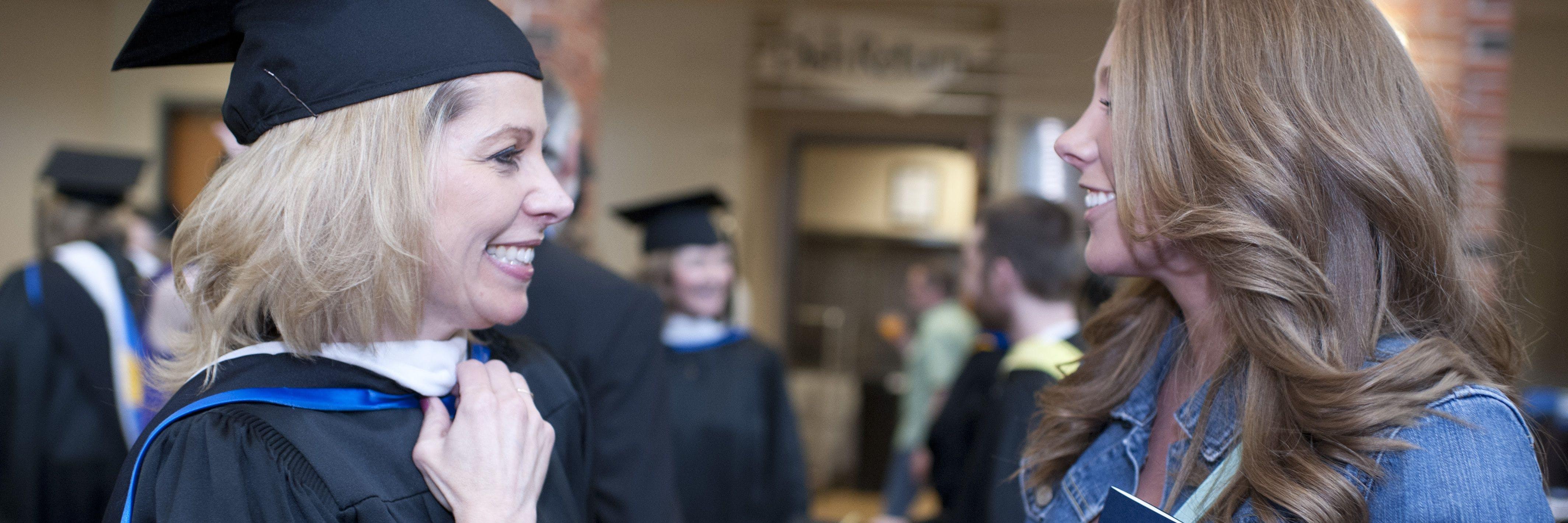 Graduate of the Masters in Athletic Training Leadership program