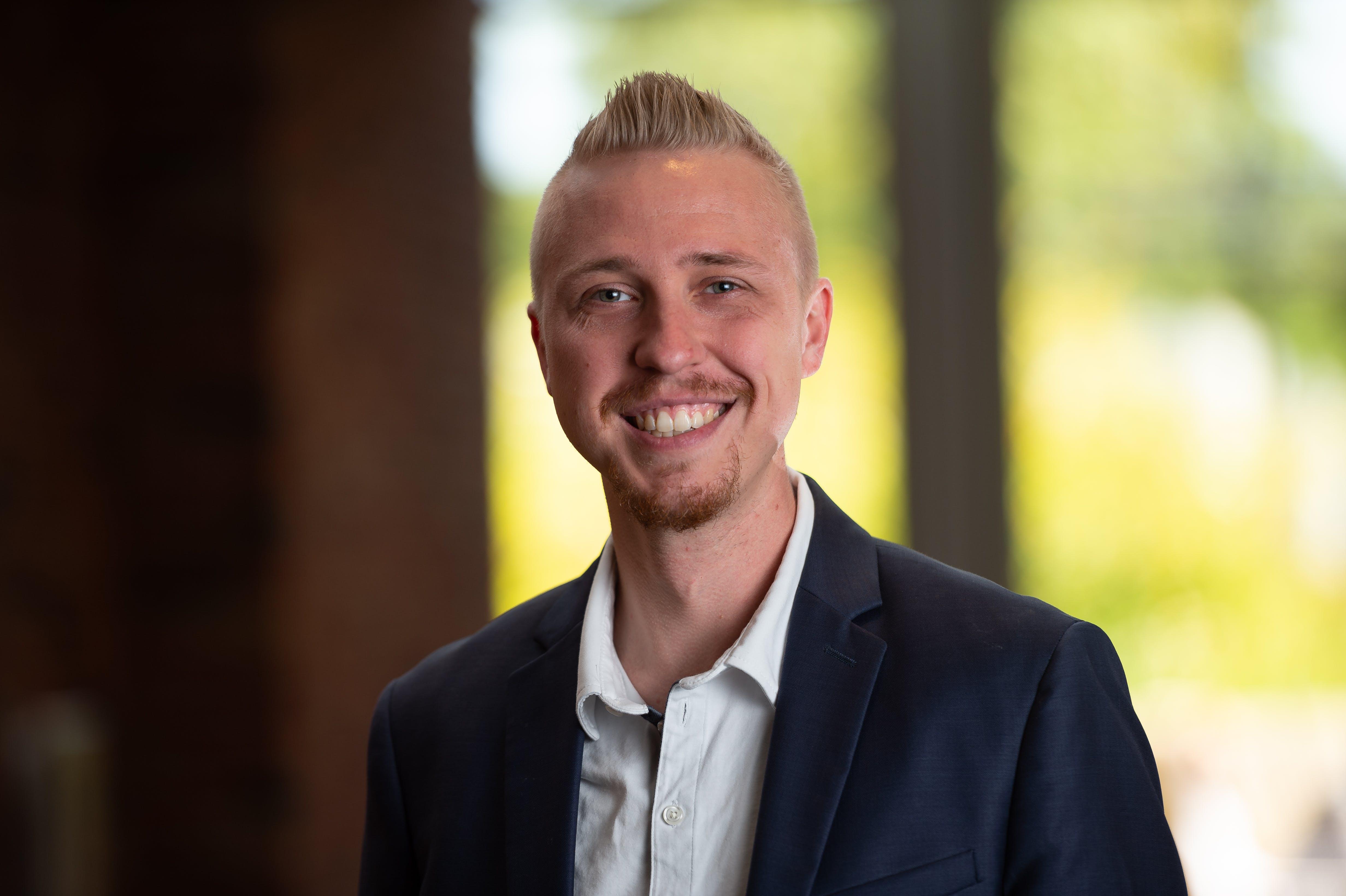 Adam Dommeyer - Graduate Enrollment Counselor   Bethel University
