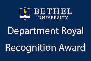 Department Royal Recognition