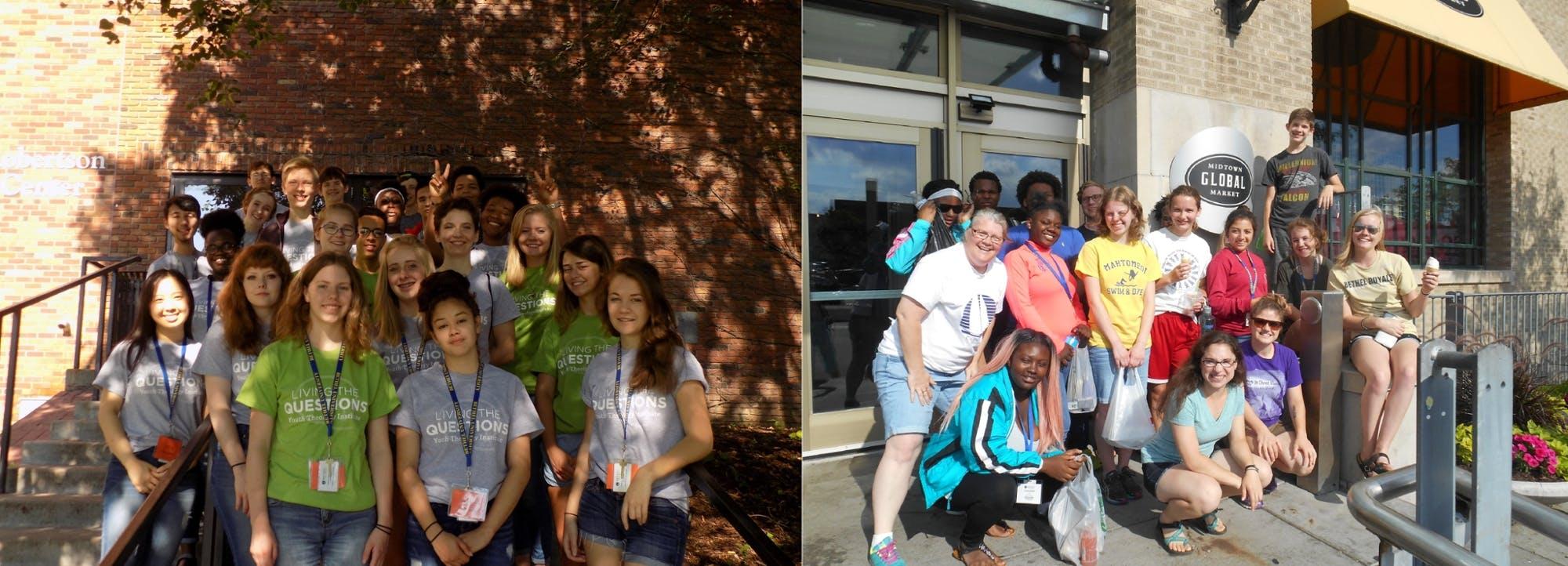 '17 & '18 Groups Pics