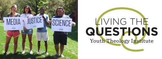 Living the Questions Logo Banner (jpg)