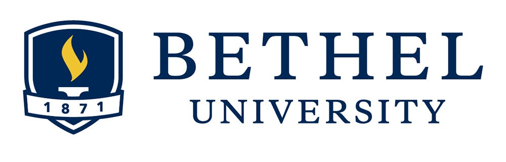 Bethel University Horizontal Logo Color (jpg)