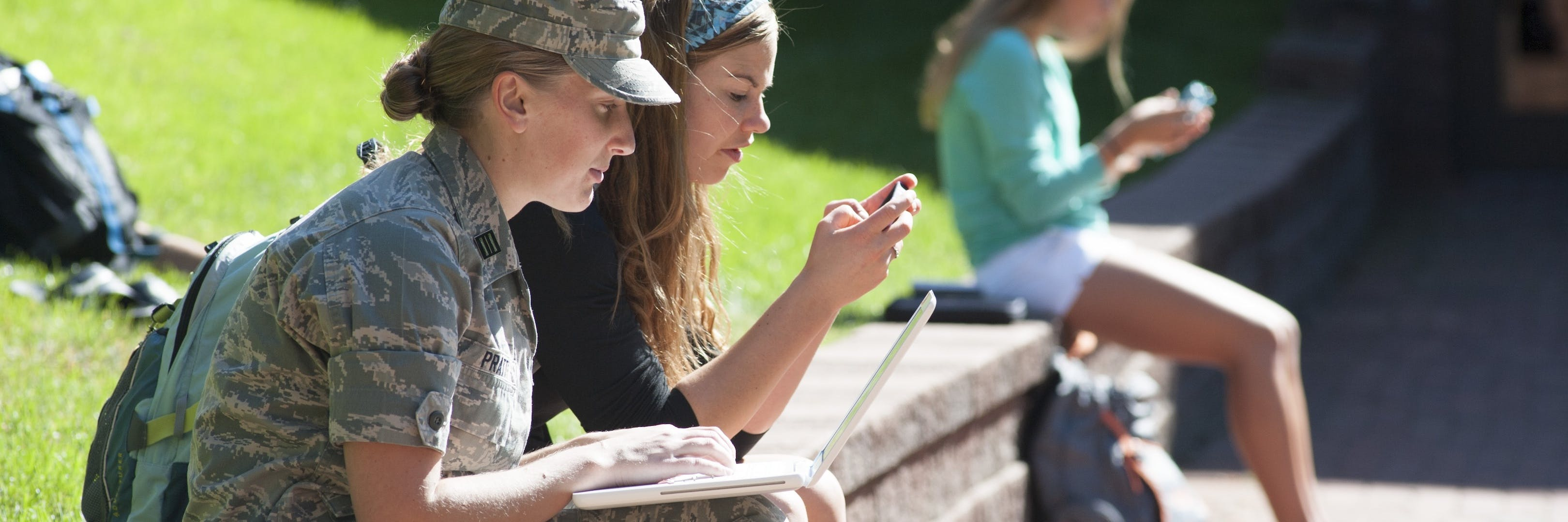 Military-affiliated students