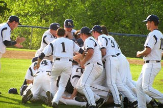 Bethel Baseball Team Headed to Playoffs