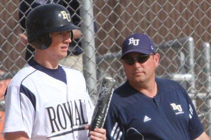 Bethel's Head Baseball Coach Featured on WCCO