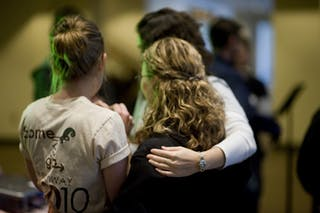 Grief Group Offers Support to Students