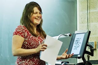 Human Rights Journalist Inspires Bethel Students