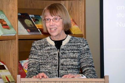University Professor Studies Public Health Nursing Here and Abroad