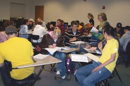 Math Lab Turns 20