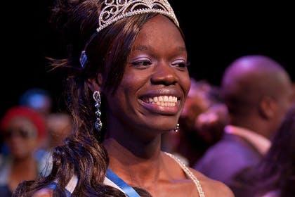 Huldah Omesa '11 is Miss Africa Minnesota