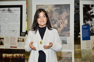 """Why Treaties Matter"" Exhibit Visits Bethel"