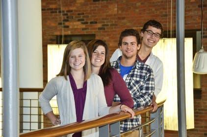 Bethel Students Partner with GlobeMed