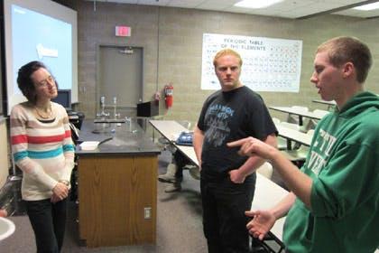 Physics Alum Collaborates on Laser Machining System