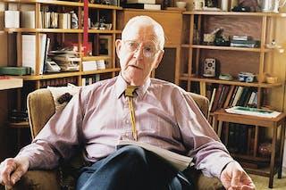 Alumnus, Biochemist Ralph Holman Dies at 94