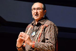 Reconciliation Day Brings Native American Leader to Bethel