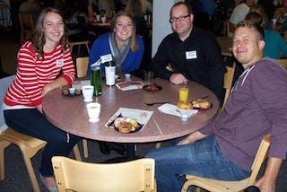 Seminary Community Gathers for Fall Retreat