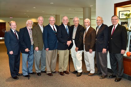 Seminary Alums Celebrate 50th Class Reunion