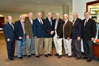 Seminary Alums Celebrate 50th Class Reunion