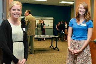 Students Given Unique Opportunity to Interact with Bethel Trustees
