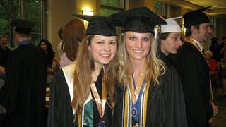 Alumnae Awarded National Science Foundation Research Fellowships