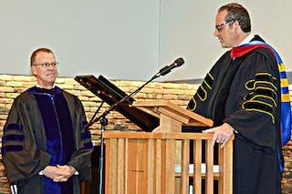David Clark Installed as Bethel Seminary Vice President and Dean