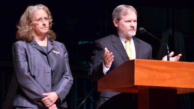 Deb Harless Installed as Bethel University Executive Vice President and Provost
