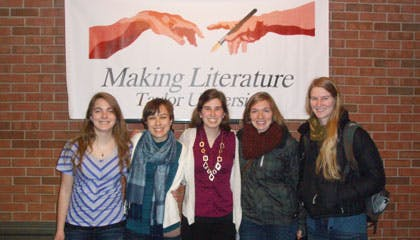 Bethel Writing Students Attend Literature Conference